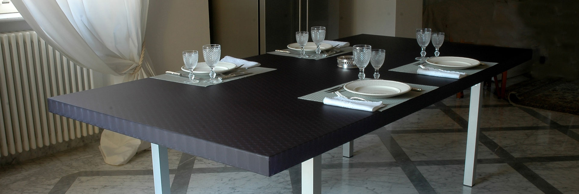 Private Home, dining table